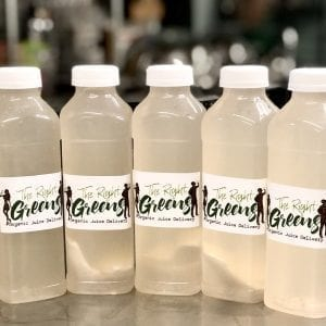 Coconut Water - 16 oz bottles from The Right Greens 678.262.6799 TheRightGreens@gmail.com